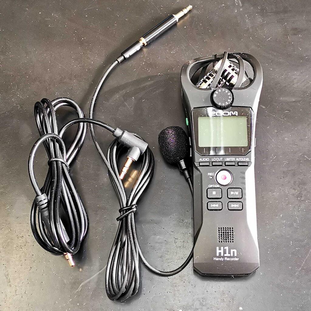 Audio Recorder Zoom X1n